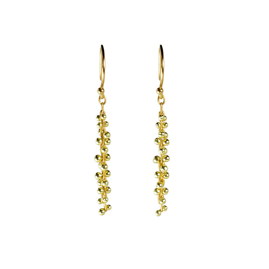 Ten Thousand Things 18k Beaded Earrings