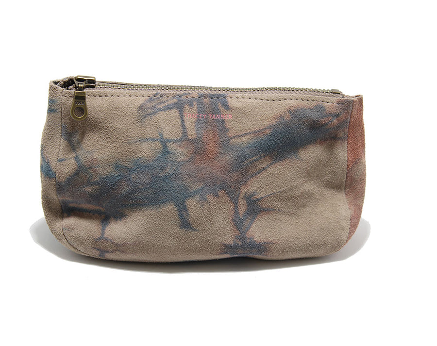 Tracey Tanner Small Fatty Pouch - Desert Tie Dye