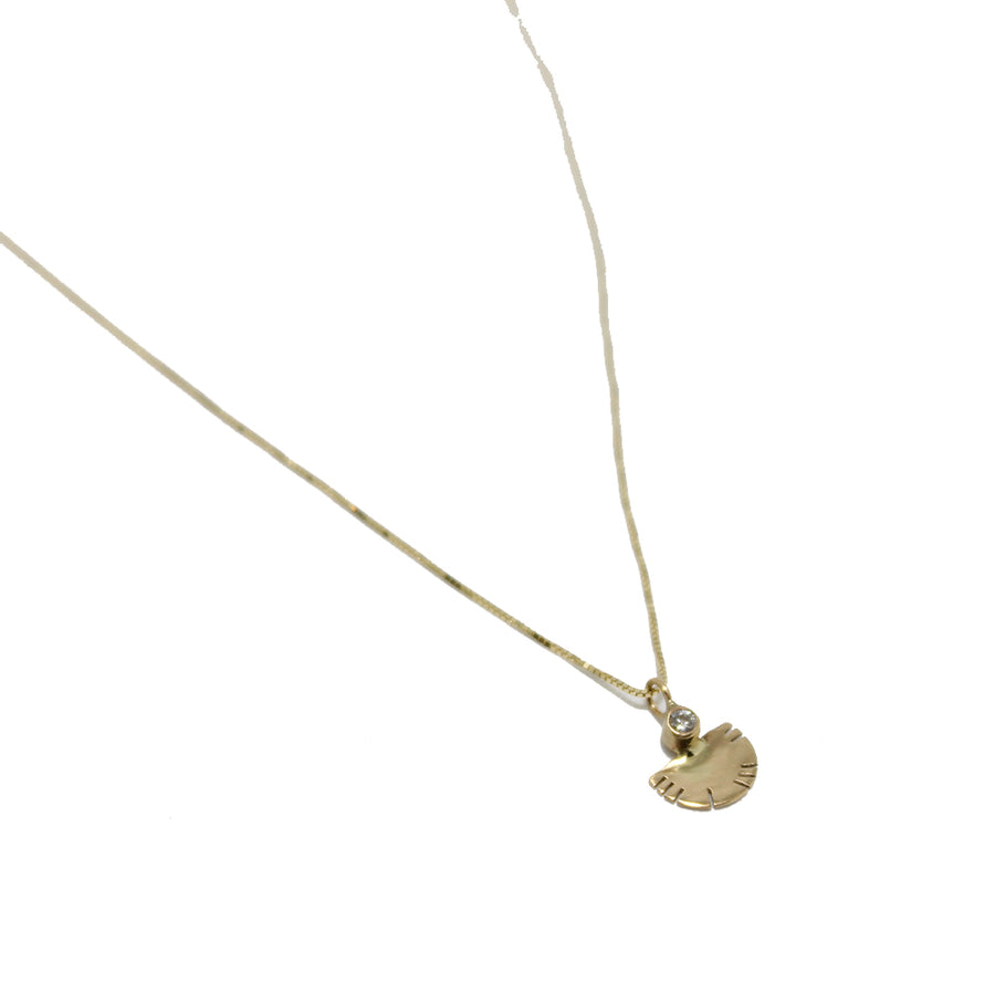 Young in the Mountains 14k Aquila Necklace