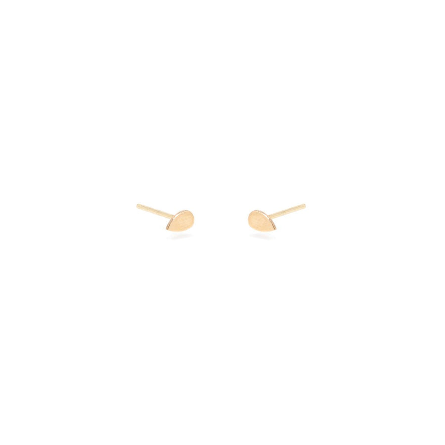 Zoe Chicco 14k Tiny Teardrop Single Earring