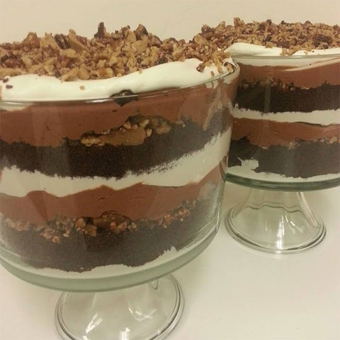 Chocolate Trifle The Great Texas Pecan Candy Company