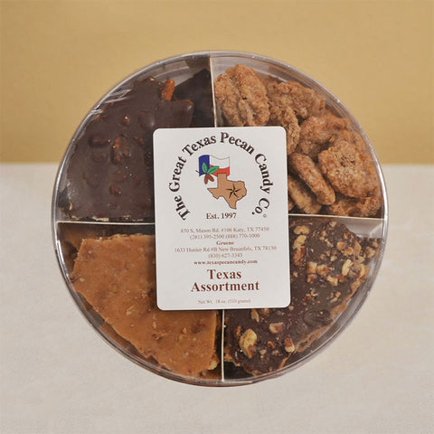 18 oz. Texas Assortment