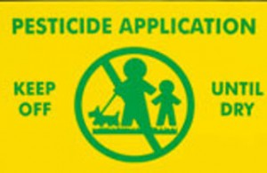 Are pesticides harming your children or your pets?