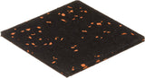 "Everlock Interlocking Rubber Tiles 3' x 3' x 1/2"" - Syntheticturf.com"