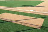 Mono/Slit Filament Athletic Baseball Field Turf ST_FL416 - Syntheticturf.com