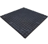 "Megatile Thick Rubber Flooring 2' x 2' x 1"" - Syntheticturf.com"
