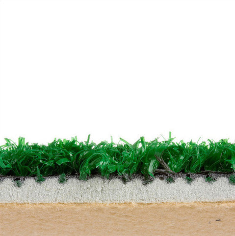 Poly Sports Turf (5mm Pad) 25oz - 12' Wide - Model ST25PST-5mm - Syntheticturf.com