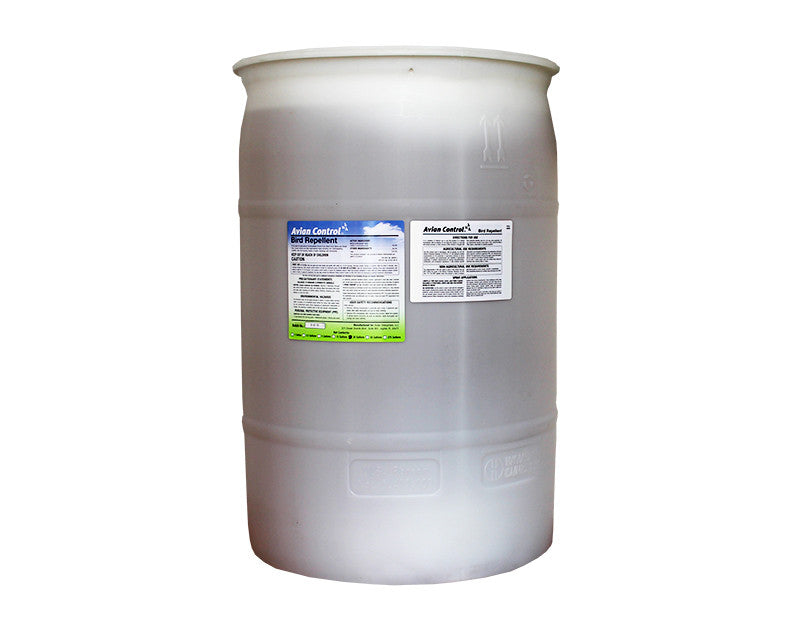 Avian Control Bird Repellent - 30 Gallon Drum