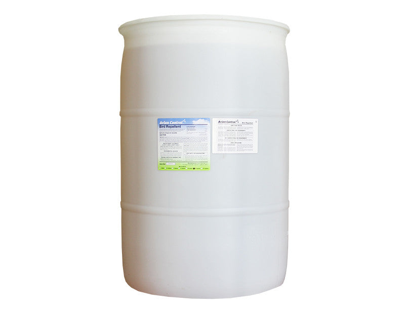 Avian Control Bird Repellent  -  55 Gallon Drum