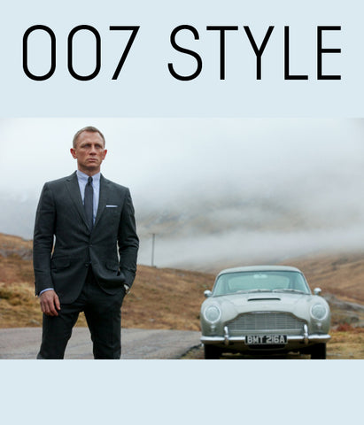 James Bond Socks