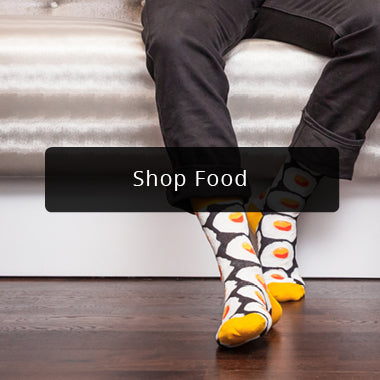 Shop Food Socks | Men's Collection