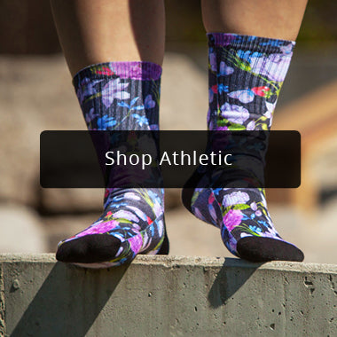 Shop Sublimation Socks | Women's Collection