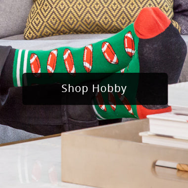 Shop Hobby Socks | Men's Collection