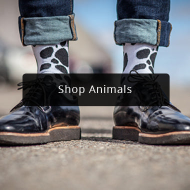 Shop Animal Socks | Men's Collection