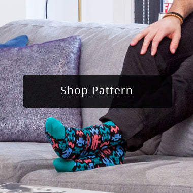 Shop Pattern Socks | Men's Collection