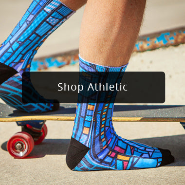 Shop Athletic Socks | Men's Collection