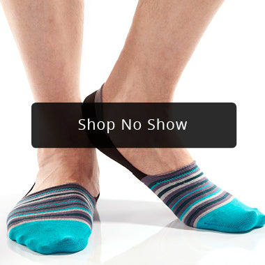 Shop No Show Socks  | Men's Collection