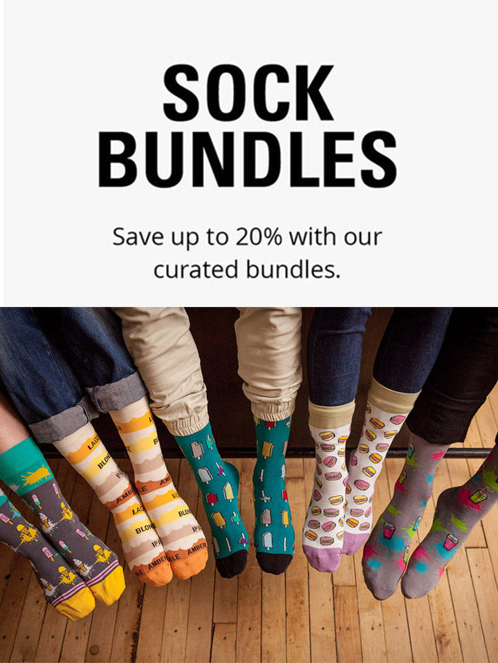 56e7c54efa460 Shop Fun, Crazy & Cool Socks: Free Shipping on $30 | Yo Sox Canada