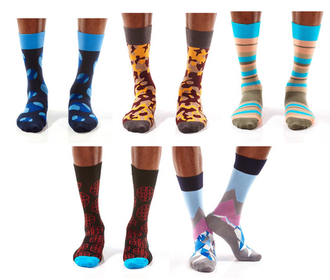 Kevin Pillar Sock Collection