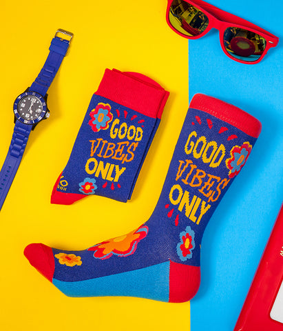 Good Vibes Socks