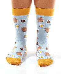 Greasy Spoon: Women's Crew Socks