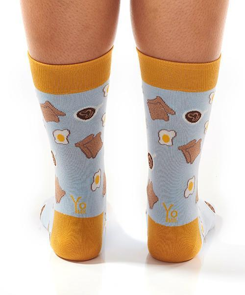 Breakfast Time Women's Crew Socks