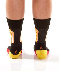 Hot Dog Men's Crew Socks