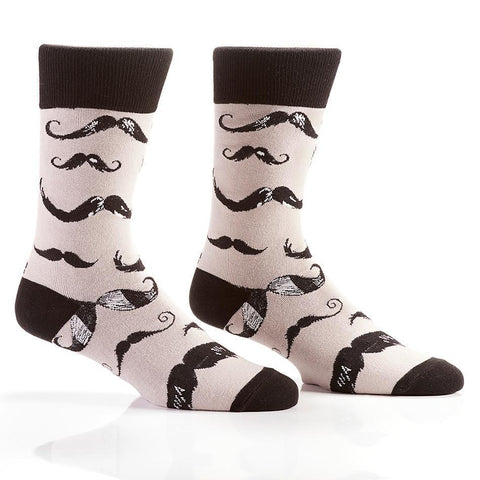 Barbershop: Men's Novelty Crew Socks