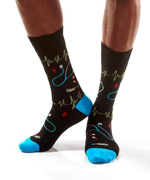 Weekly Check-up: Men's Crew Socks