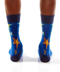 I'm Kind Of A Big Deal: Men's Novelty Crew Socks