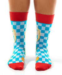 Fruit Women's Crew Socks , Socks - Yo Sox, USA Yo Sox - 2