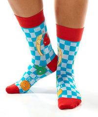 Fruit Women's Crew Socks , Socks - Yo Sox, USA Yo Sox - 3