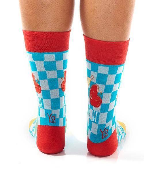 Fruit Women's Crew Socks , Socks - Yo Sox, USA Yo Sox - 4