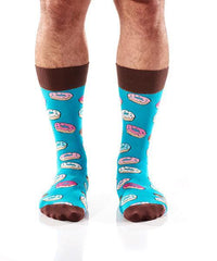 Sugar High: Men's Novelty Crew Socks
