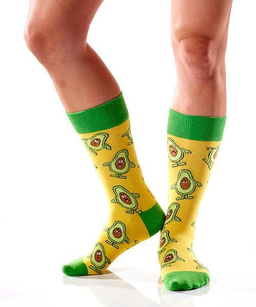 Avocuddle Women's Crew Socks