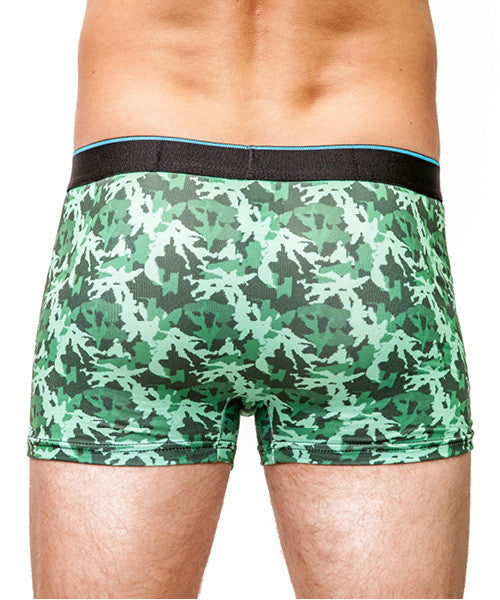 Camouflage Men's Trunk Style Briefs , Underwear - Yo Sox, USA Yo Sox - 3