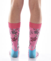 Down by the Bay Women's Crew Socks , Socks - Yo Sox, Canada Yo Sox  - 4