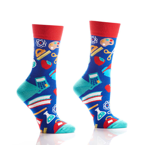 Teachers Pet 2 Women's Crew Socks