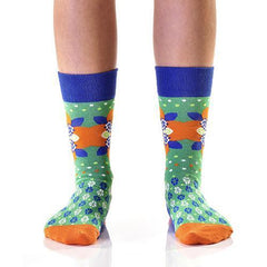 Festival Weekend: Women's Crew Socks