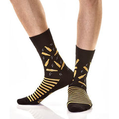Cheers to Beers: Men's Crew Socks
