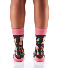 Smooth Move: Women's Crew Socks
