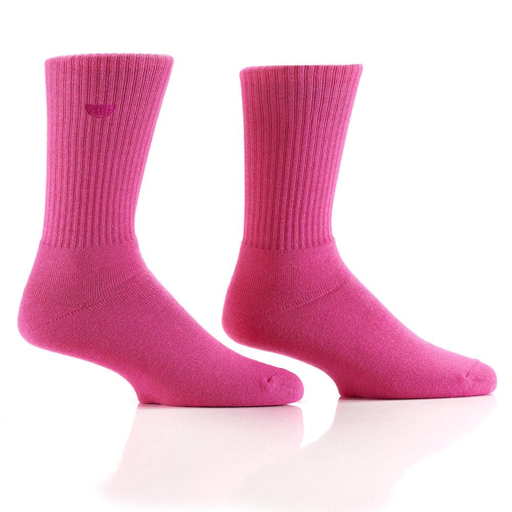 Melon Muggin': Bamboo Athletic Socks