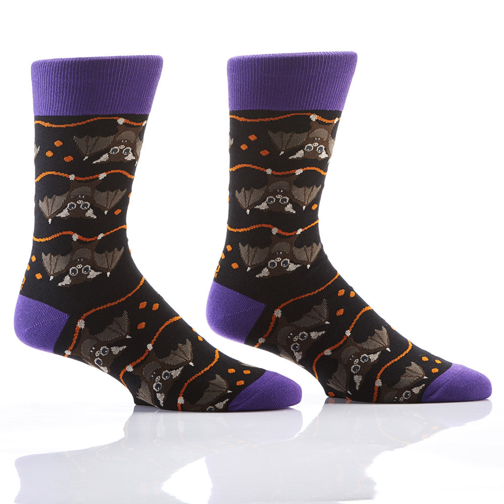 Batty: Men's Crew Socks