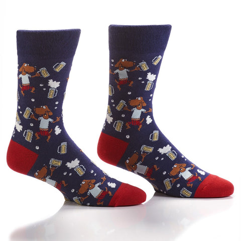 Hop to It: Men's Crew Socks