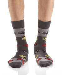 Need for Speed: Men's Crew Socks