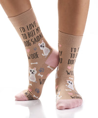 The Boss: Women's Crew Socks