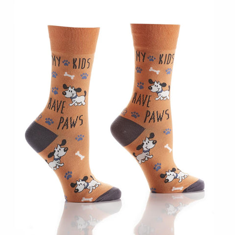Animal Lover: Women's Crew Socks - Yo Sox Canada