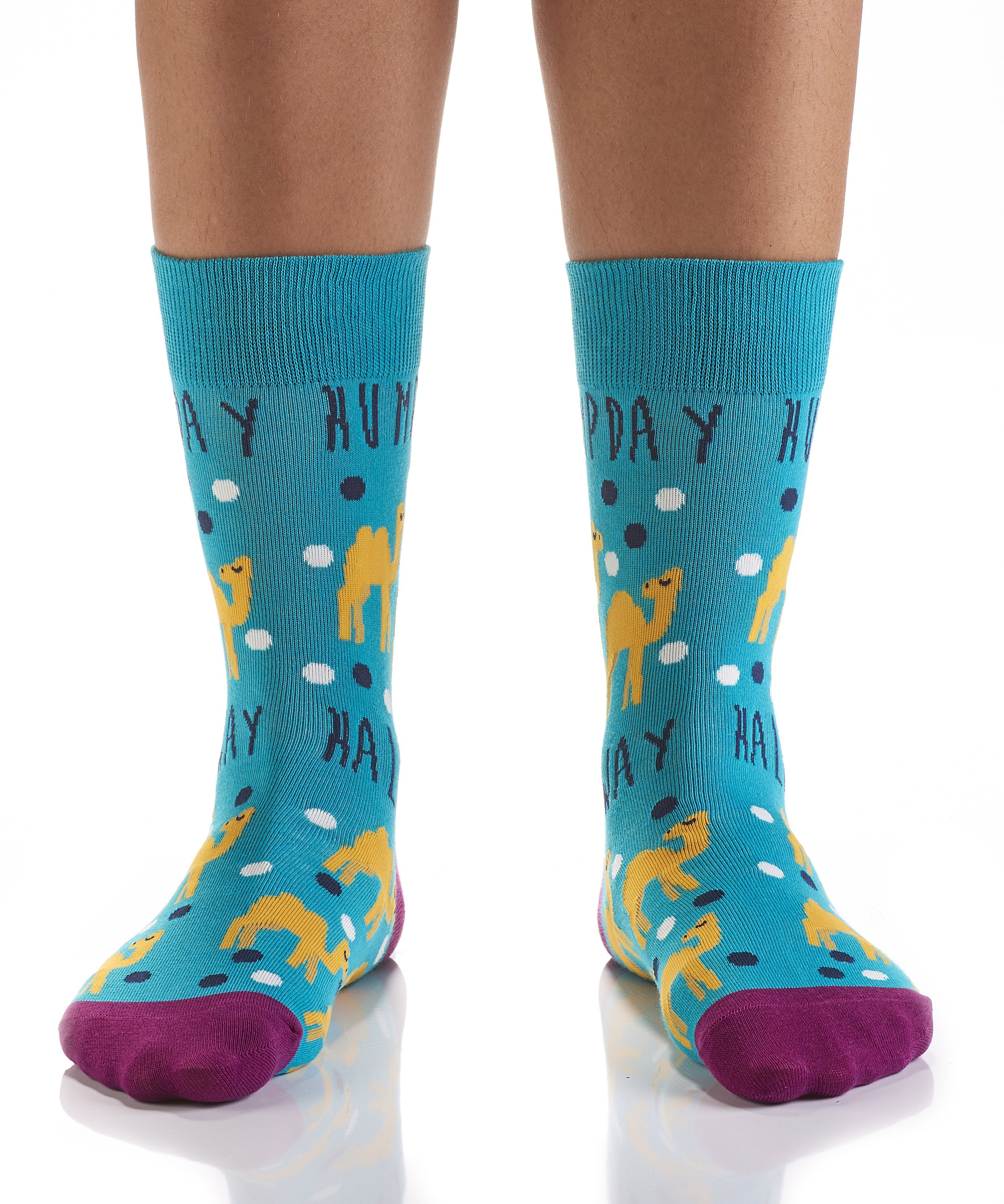 Hump Day: Women's Crew Socks
