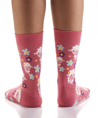 Where's Mary?: Women's Crew Socks