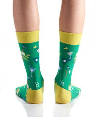 19th Hole: Men's Crew Socks